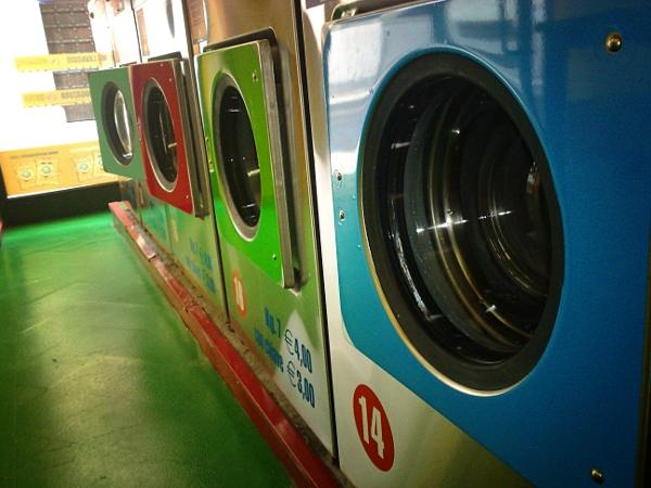 Laundry in Verona
