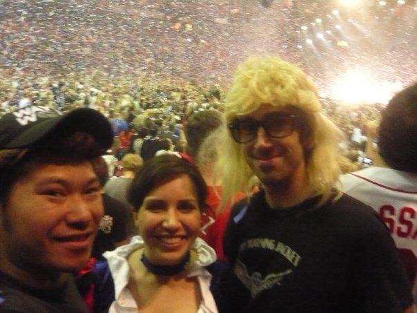 Jason, Sophia, and Me