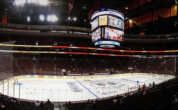 Wachovia Center Panorama