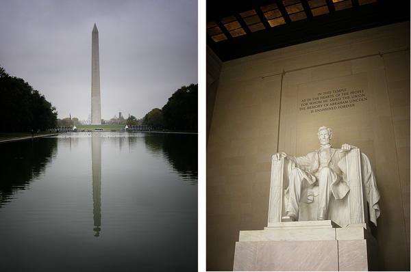 Washington DC Touristy Things
