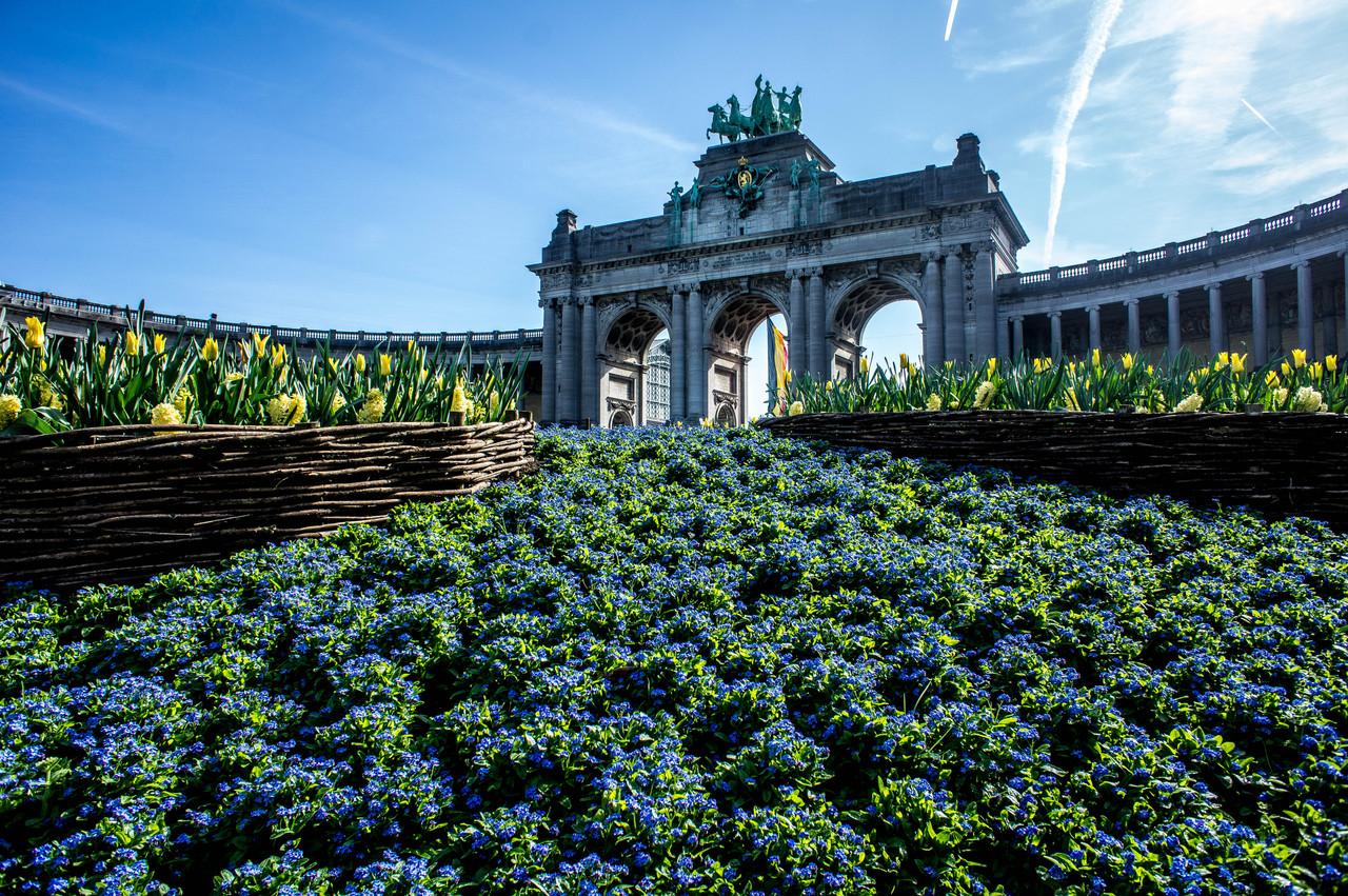Jubilee Park Brussels