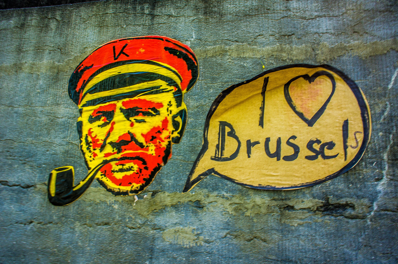 I Love Brussels